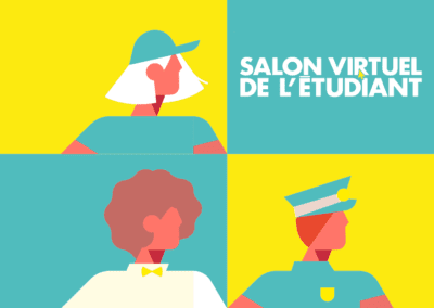 Virtual student fair