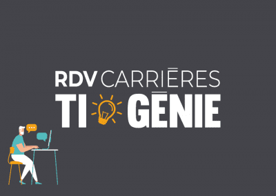 RDV Carrières TI & Génie